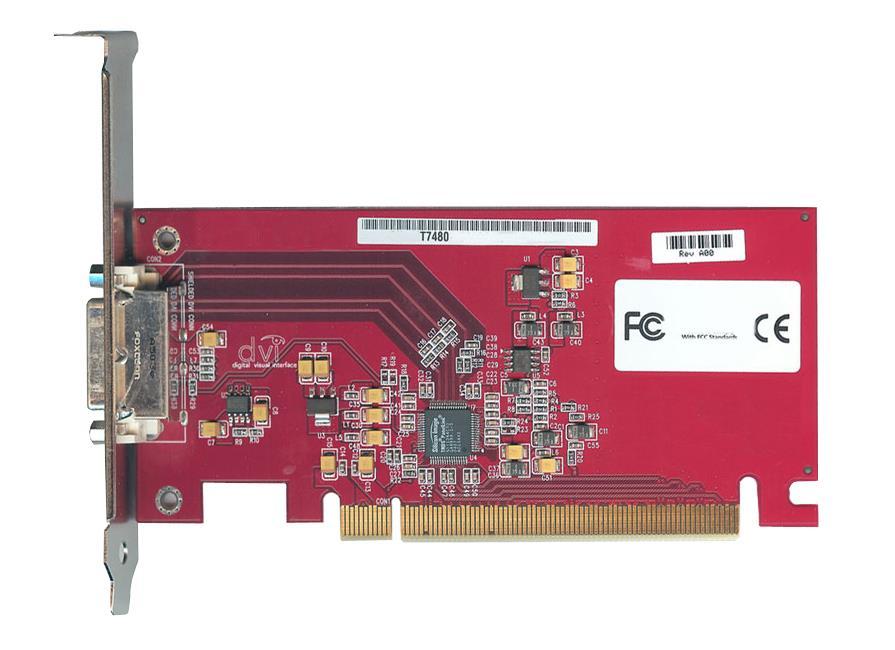 PCI-E 16X Silicon Image Video Card