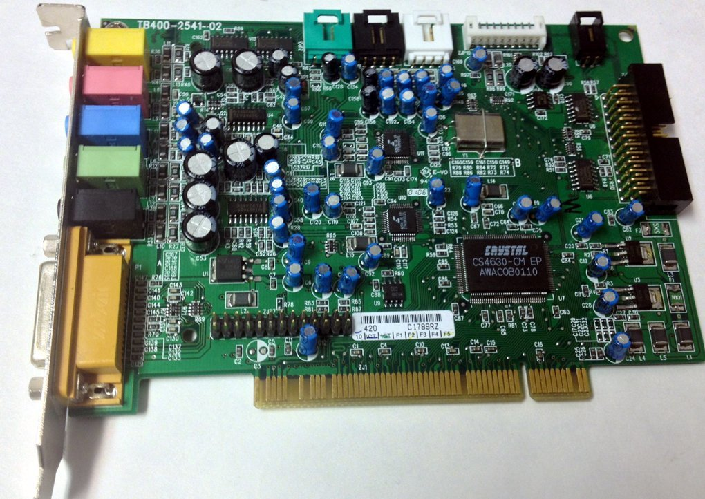 Turtle Beach Tb400-2541-002 Turtle Beach Santa Cruz Pci