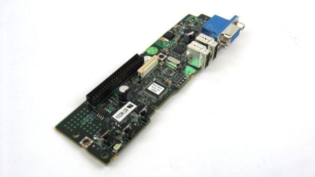 TJ425 Dell PowerEdge 6950 Control Panel USB/VGA
