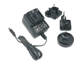 AC Adapter  SPU15A-102 P/N: E183744 Switching Power Supply Charger