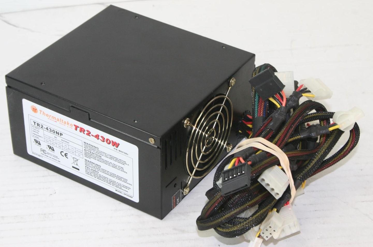 Thermaltake TR2-430NP Power Supply W0070RU XP550NP 430W