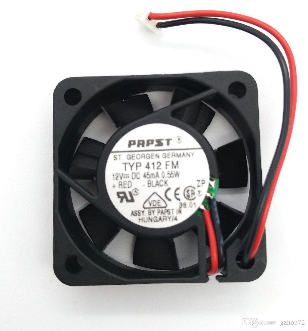 PAPST 5831359 APPLE POWERMAC G5 A1093 EMC2020 DESKTOP FAN 3 WIRE