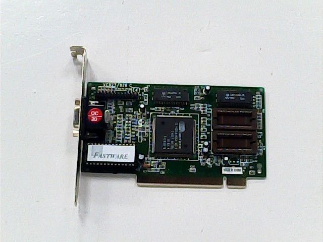 Fastware Vc923/926 C Pci Video Card Cirrus Logic Cl-Gd5446Bv-Hc-B
