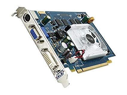 PNY Verto GeForce 8500 GT Graphics card - 512 MB - DDR2 SDRAM