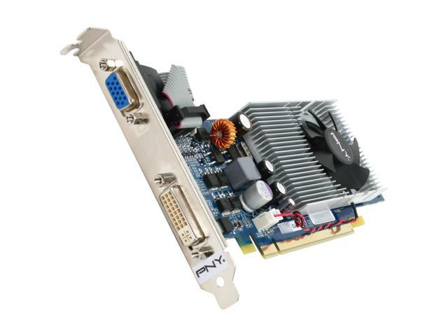PNY 9 GeForce 9400 GT Graphics Card - 1 GB DDR2 - 128-bit - 550 M