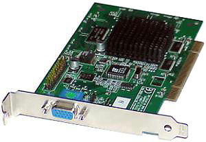 32MB PCI VIDEO CARD WITH VGA OUTPUT