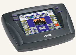 AMX 2-Way ViewPoint Color Wireless Touch Panel VPN-CP