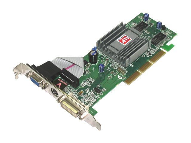 Radeon 8200 Pro Graphics Card