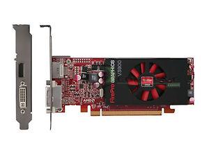 DELL VVYN4 AMD Radeon HD7470 Video Card 1GB DP LP PCIe x16