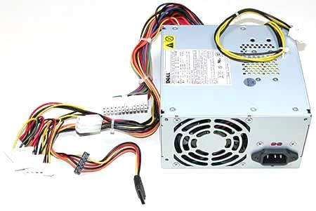 Dell W4827 Power Supply - 250 Watt With Sata for Optiplex GX280,