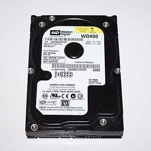 40GB 3.5'' 7200RPM SATA HARD DRIVE
