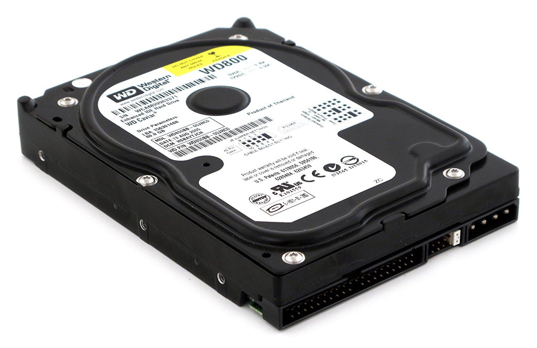 80 GB UDMA100 7,2KRPM 3.5