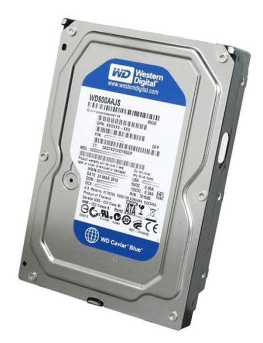 HP 80GB 3.5IN SATA300 7200RPM HDD