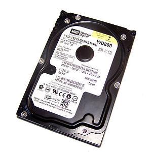 Western Digital Dell 80Gb SATA 7200rpm 3.5in HDD