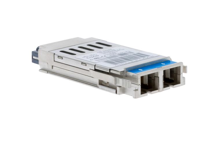 Cisco WS-G5486 1000BASE-LX Fiber GBIC Module