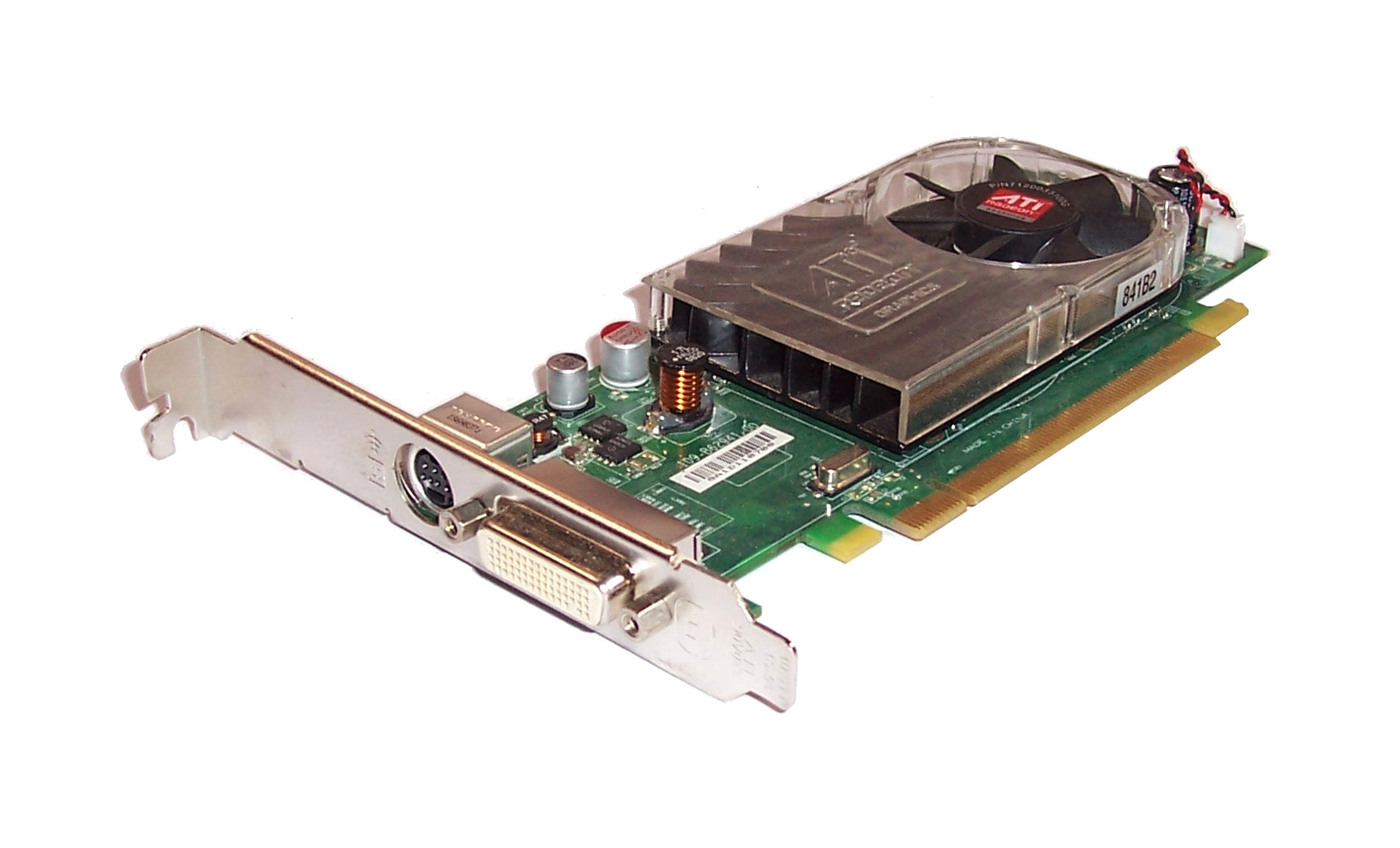 ATI Radeon 256MB HD3450 XT PCIe Graphics Card