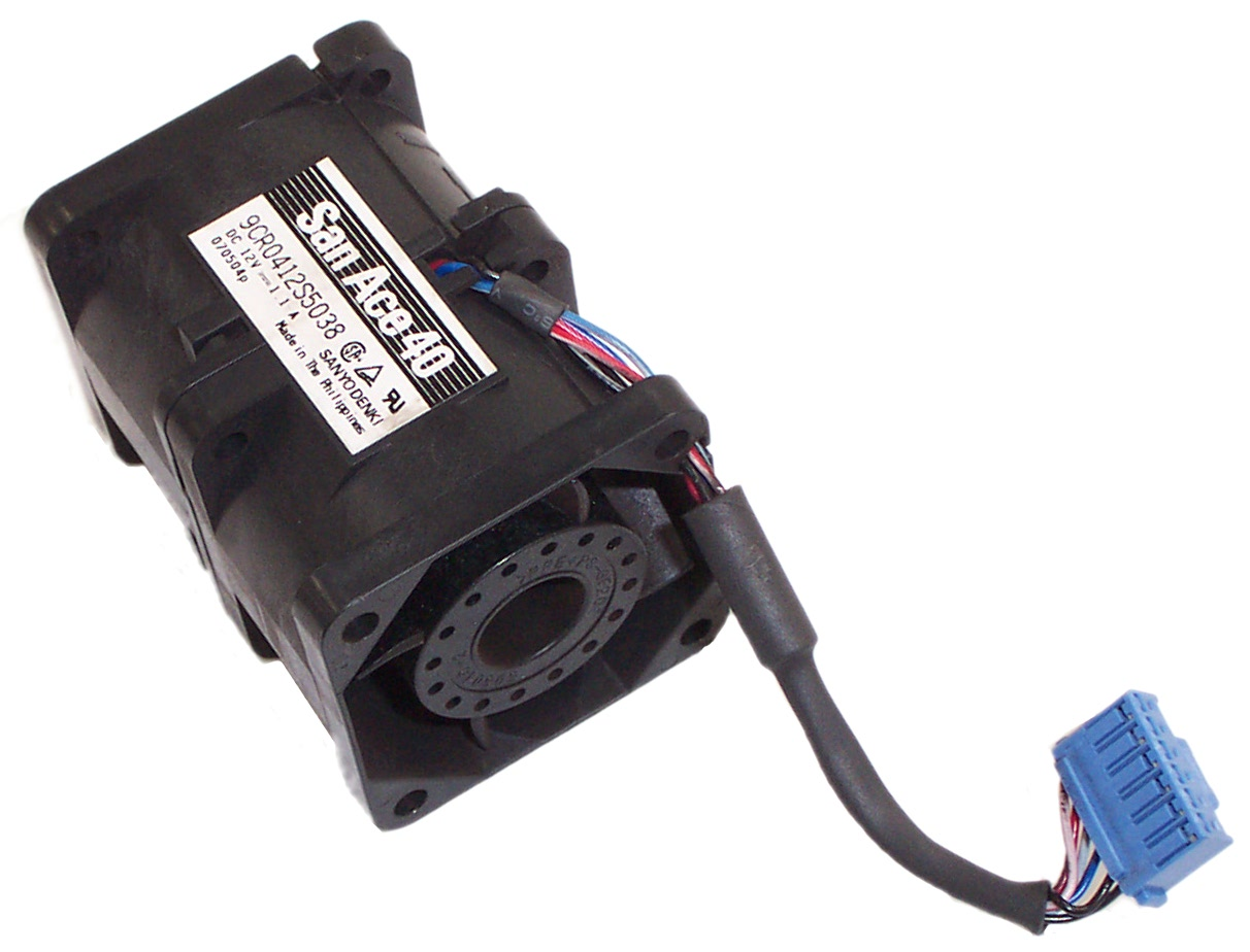 Y2205 Dell Poweredge 1850 San Ace 40 Server Cooling Fan 9CR0412S5038