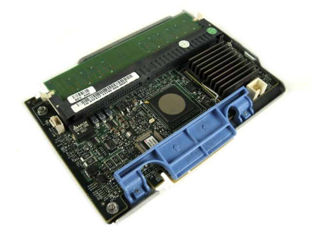 PE2950 PERC 5I RAID PCI-E SAS  With 256MB