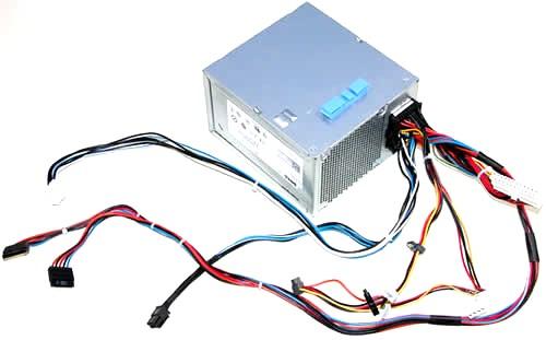 525W Power Supply H525E-00 for Dell Precision T3400 T410 YN637