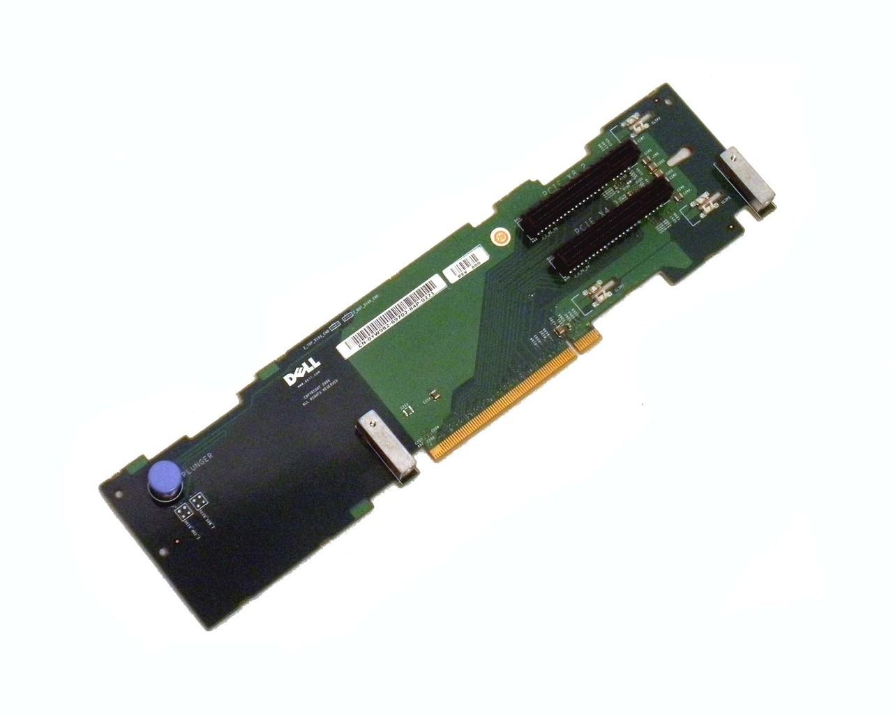 Dell PowerEdge 2970 PE2970 PCI-E Server Riser Board